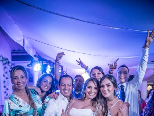 El matrimonio de Julian y Diana en Cota, Cundinamarca 41