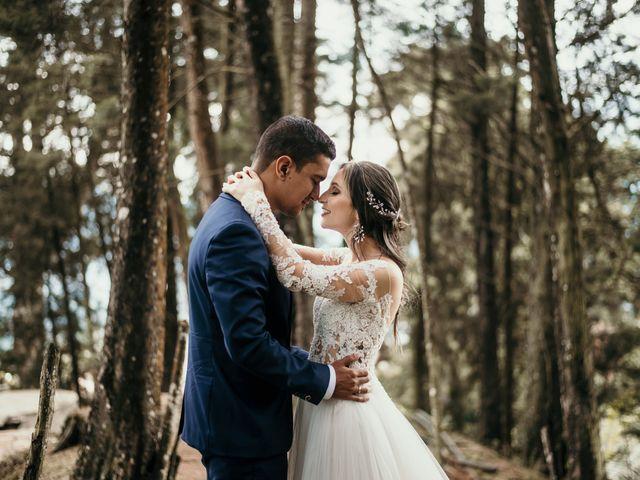 El matrimonio de Alejandro y Laura