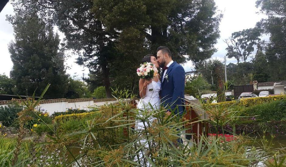 El matrimonio de Felber y Diana en Bogotá, Bogotá DC