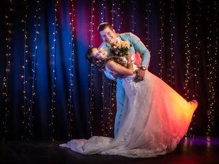 El matrimonio de Tammy y Juan
