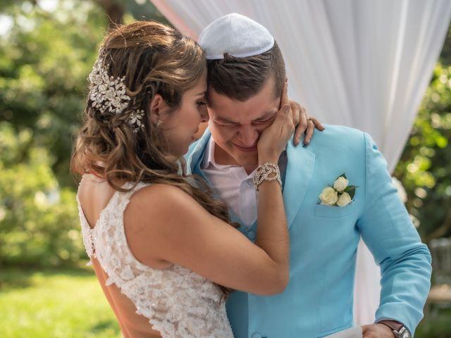 El matrimonio de Juan y Tammy en Cali, Valle del Cauca 1