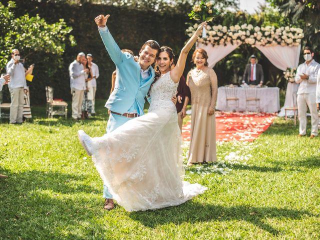 El matrimonio de Juan y Tammy en Cali, Valle del Cauca 6
