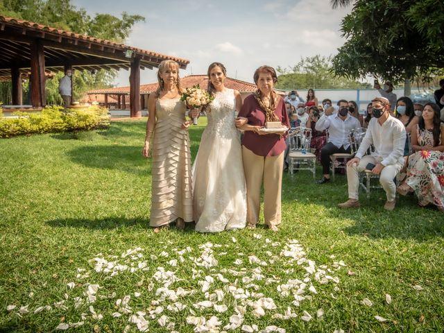El matrimonio de Juan y Tammy en Cali, Valle del Cauca 13