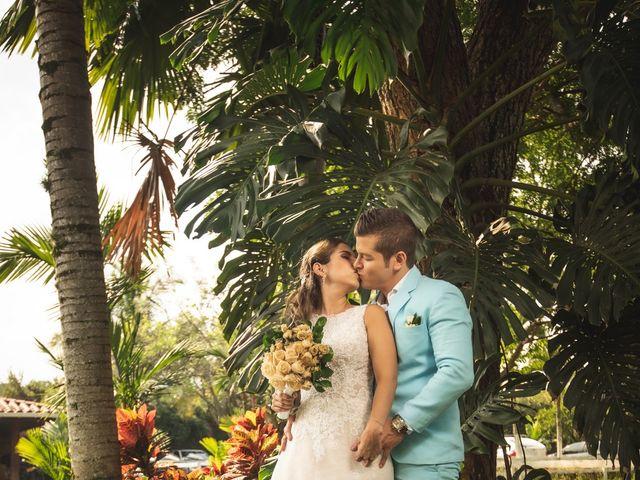El matrimonio de Juan y Tammy en Cali, Valle del Cauca 16