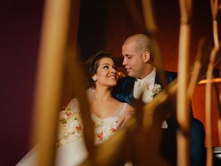 El matrimonio de Laura y José Luis