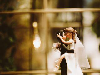 El matrimonio de Nubia y Julio 1
