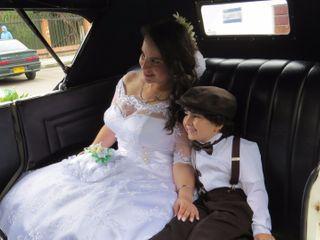 El matrimonio de Aida y Iván 1