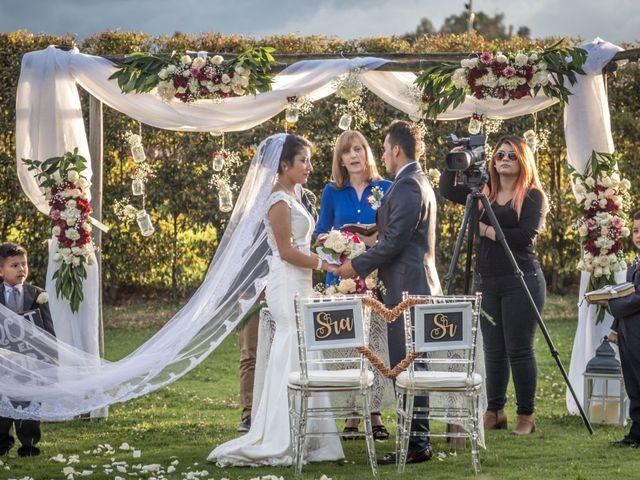 El matrimonio de Óscar y Esperanza en Sopó, Cundinamarca 12