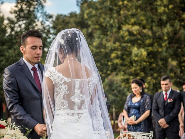 El matrimonio de Óscar y Esperanza en Sopó, Cundinamarca 14