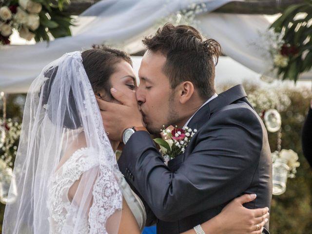 El matrimonio de Óscar y Esperanza en Sopó, Cundinamarca 15