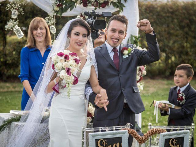 El matrimonio de Óscar y Esperanza en Sopó, Cundinamarca 16