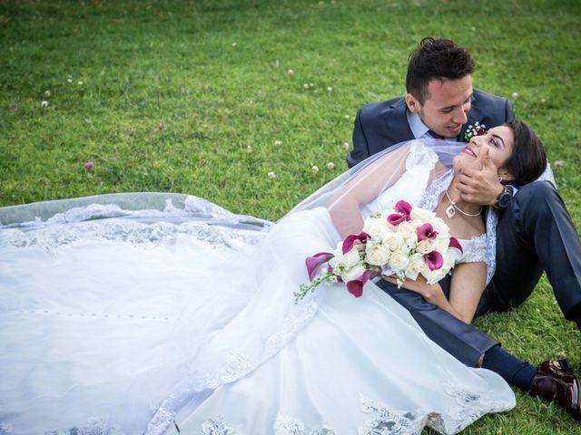 El matrimonio de Óscar y Esperanza en Sopó, Cundinamarca 17