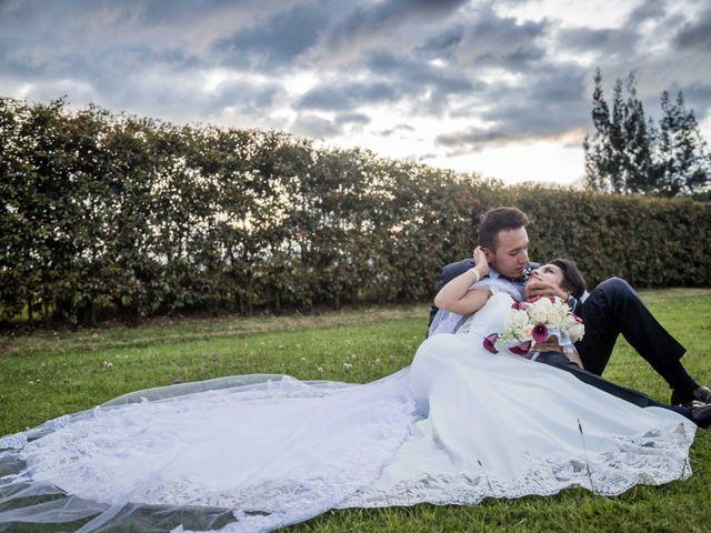 El matrimonio de Óscar y Esperanza en Sopó, Cundinamarca 18