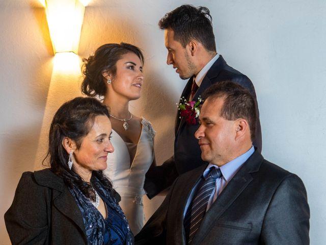 El matrimonio de Óscar y Esperanza en Sopó, Cundinamarca 23