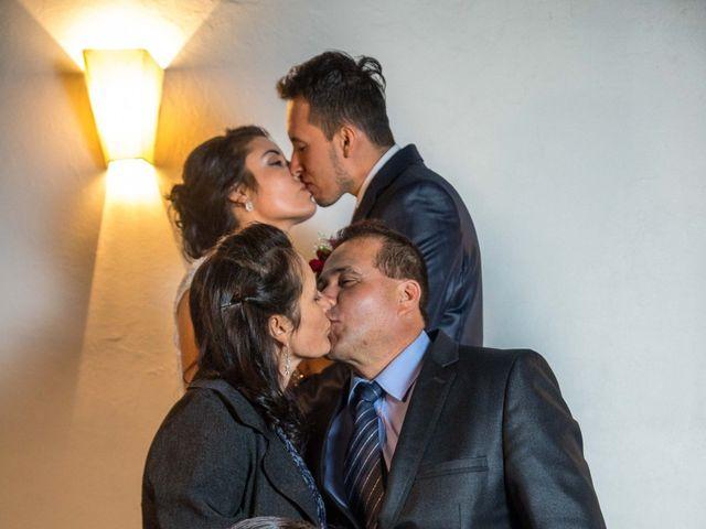 El matrimonio de Óscar y Esperanza en Sopó, Cundinamarca 25