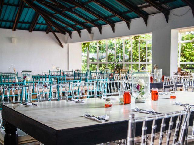 El matrimonio de Óscar y Esperanza en Sopó, Cundinamarca 26
