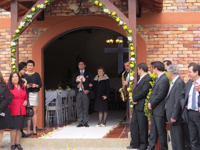 El matrimonio de Iván y Aida en Bogotá, Bogotá DC 4