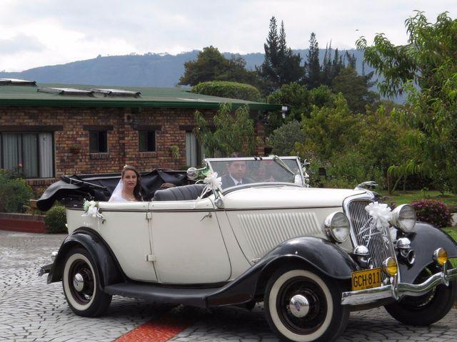 El matrimonio de Iván y Aida en Bogotá, Bogotá DC 5