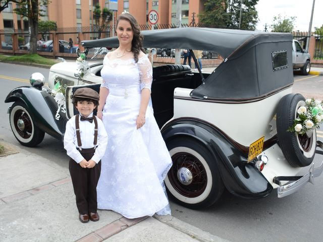 El matrimonio de Iván y Aida en Bogotá, Bogotá DC 12