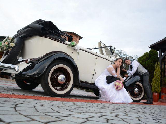El matrimonio de Iván y Aida en Bogotá, Bogotá DC 14