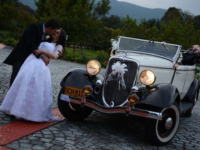 El matrimonio de Iván y Aida en Bogotá, Bogotá DC 16