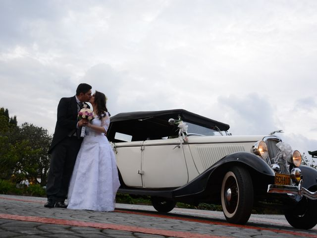 El matrimonio de Iván y Aida en Bogotá, Bogotá DC 2