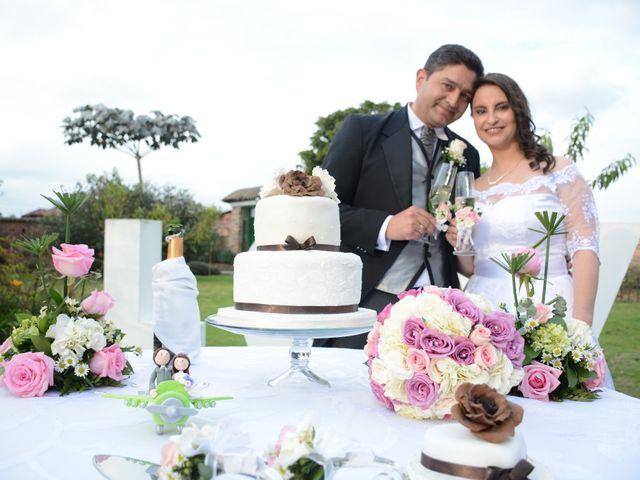 El matrimonio de Iván y Aida en Bogotá, Bogotá DC 17