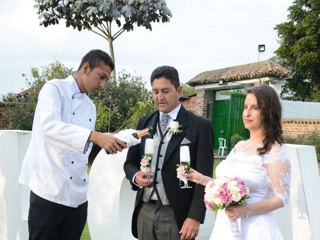 El matrimonio de Iván y Aida en Bogotá, Bogotá DC 21