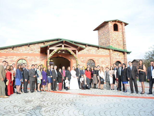 El matrimonio de Iván y Aida en Bogotá, Bogotá DC 23