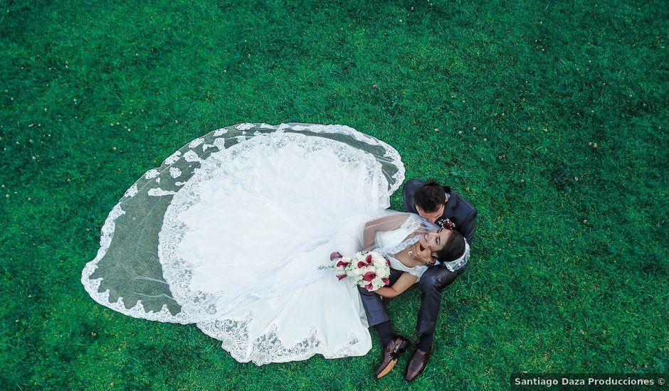 El matrimonio de Óscar y Esperanza en Sopó, Cundinamarca