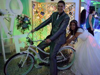 El matrimonio de Sindy Marcela y Andres 1