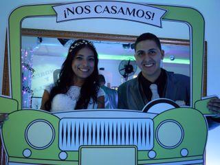 El matrimonio de Sindy Marcela y Andres