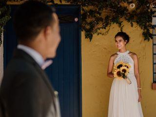 El matrimonio de Andrea  y Jaime 3