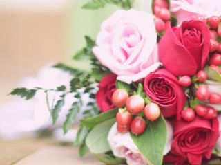 El matrimonio de Paulina y Camilo 1