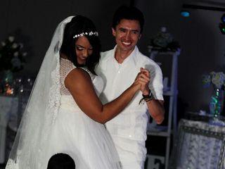 El matrimonio de Ivonne y Alex 1