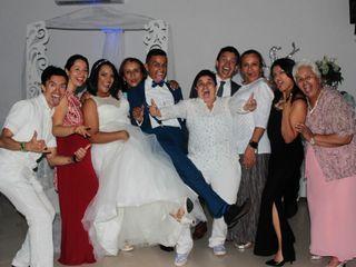 El matrimonio de Ivonne y Alex 2