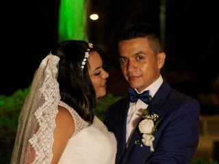 El matrimonio de Ivonne y Alex 3