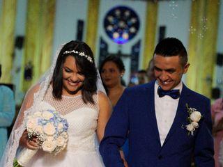 El matrimonio de Ivonne y Alex