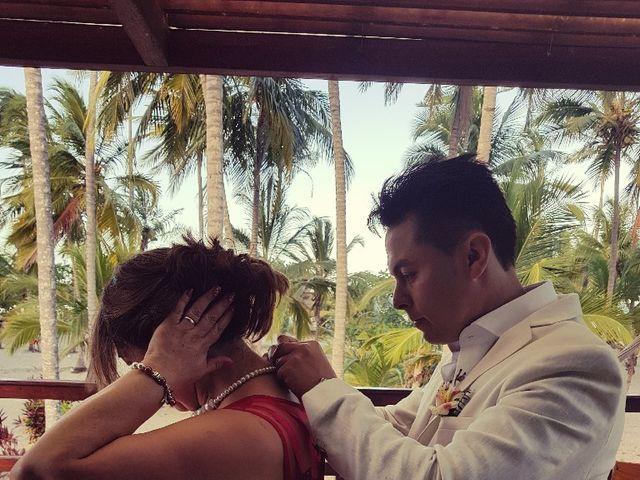 El matrimonio de Leidy y Johnny  en Santa Marta, Magdalena 2