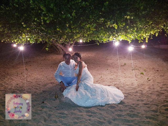El matrimonio de Leidy y Johnny  en Santa Marta, Magdalena 4