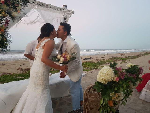 El matrimonio de Leidy y Johnny  en Santa Marta, Magdalena 8
