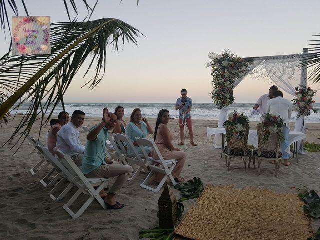 El matrimonio de Leidy y Johnny  en Santa Marta, Magdalena 9