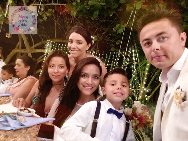 El matrimonio de Leidy y Johnny  en Santa Marta, Magdalena 19