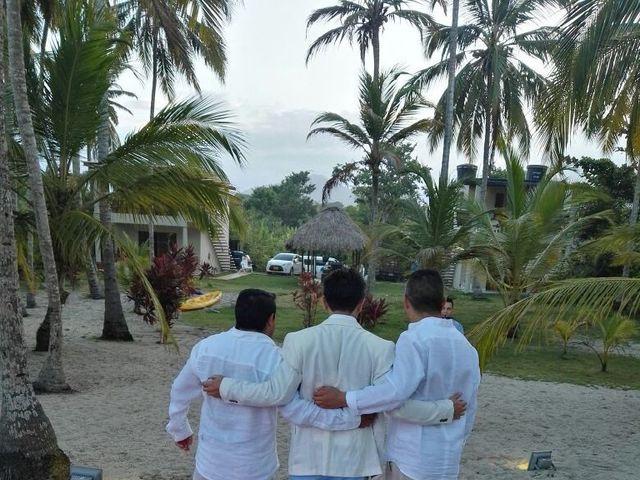 El matrimonio de Leidy y Johnny  en Santa Marta, Magdalena 25