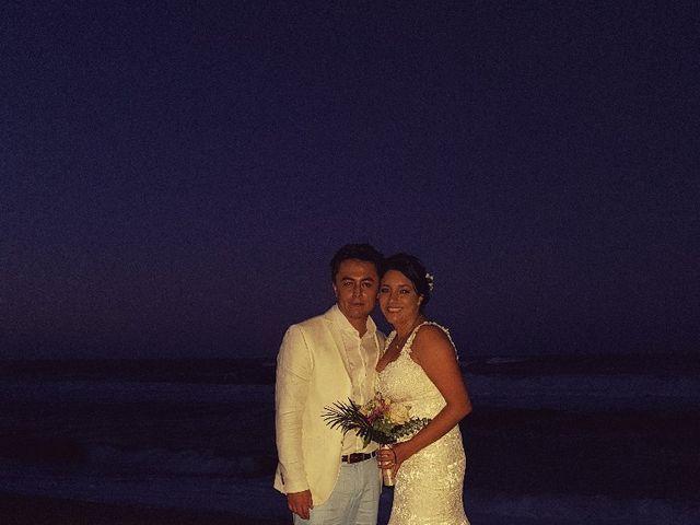 El matrimonio de Leidy y Johnny  en Santa Marta, Magdalena 1
