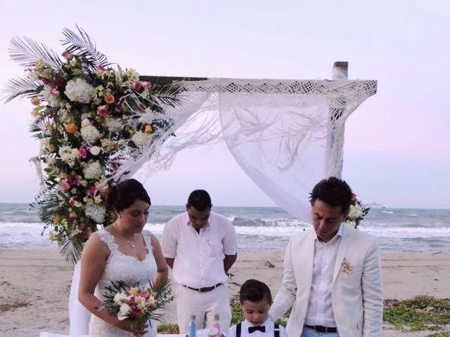 El matrimonio de Leidy y Johnny  en Santa Marta, Magdalena 28
