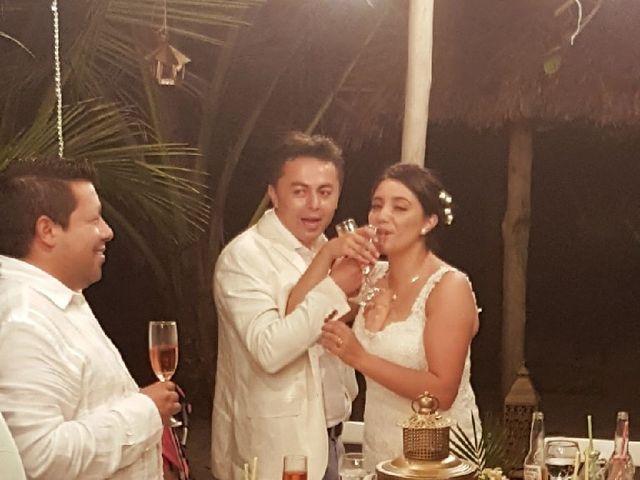 El matrimonio de Leidy y Johnny  en Santa Marta, Magdalena 31