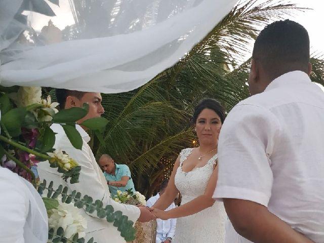 El matrimonio de Leidy y Johnny  en Santa Marta, Magdalena 34