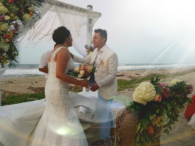 El matrimonio de Leidy y Johnny  en Santa Marta, Magdalena 35