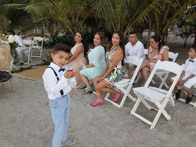 El matrimonio de Leidy y Johnny  en Santa Marta, Magdalena 43